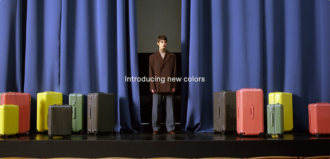 Essential New Colors